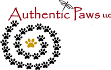 Authentic Paws Pet Services Logo